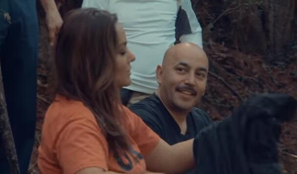 Lupillo y don Pedro Rivera graban video en el sitio donde se estrelló el...