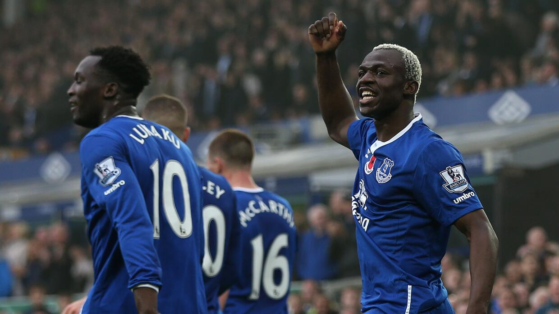 Goleada del Everton con triplete de Koné