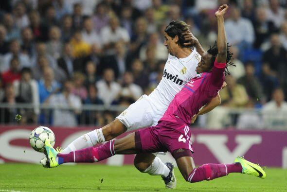 Con el resultado 1 a 0, Real Madrid manejó el balón y los tiempos.