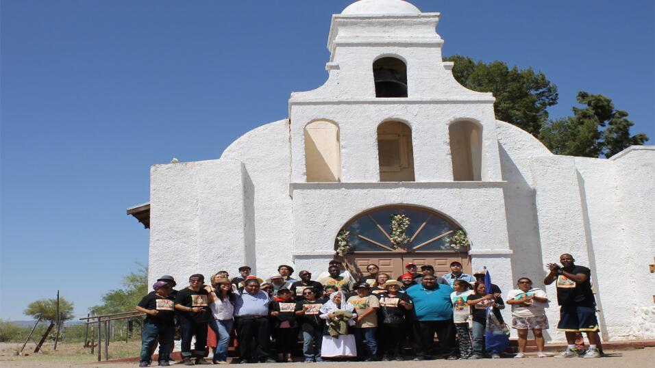 """Tribu de Arizona asegura que """"la frontera no existe, es una línea imagin..."""