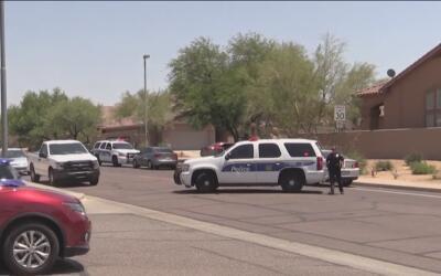 Tiroteo provoca la evacuación de varias viviendas al noroeste de Phoenix