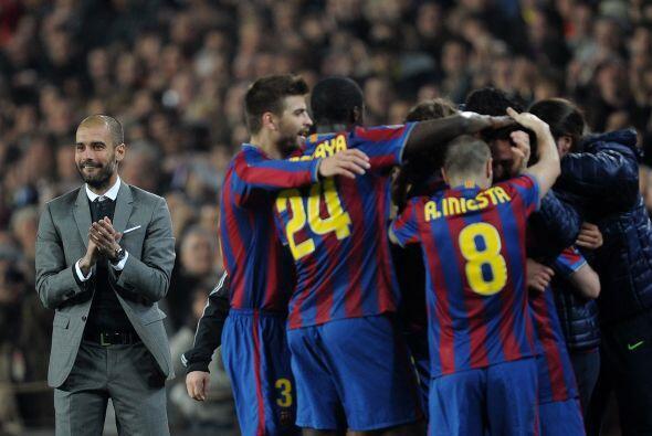 El Barcelona del 2009 al 2011 fue un equipo que marcó época a nivel mund...