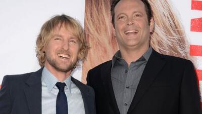 Con un elenco como Owen Wilson y Vince Vaughn es imposible no sonreír. A...