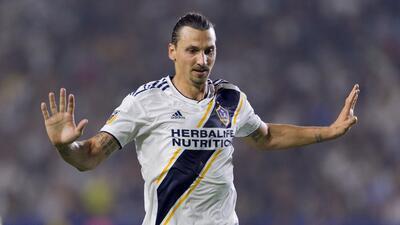 Zlatan no está seguro de seguir en el LA Galaxy la próxima temporada