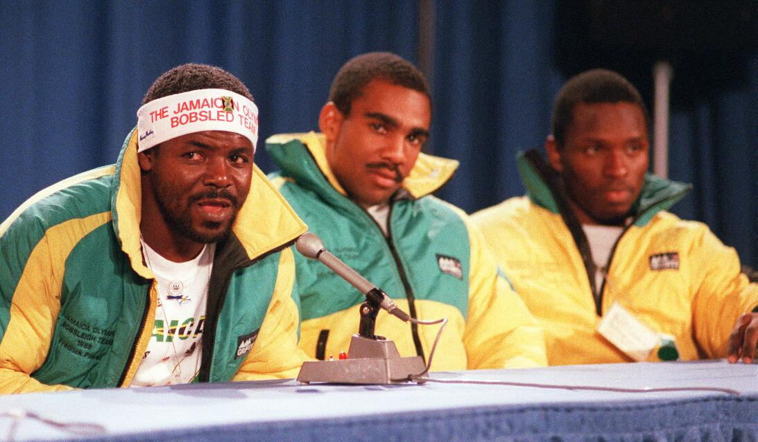 Se cumplieron 30 años de la grandiosa historia de 'Jamaica bajo cero' en...