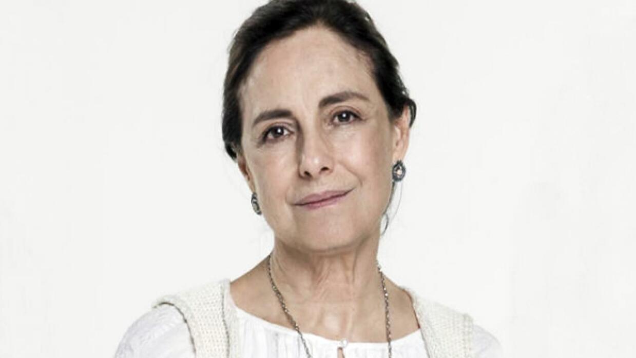 Diana Bracho interpreta a Blanca en 'Mi marido tiene familia'.