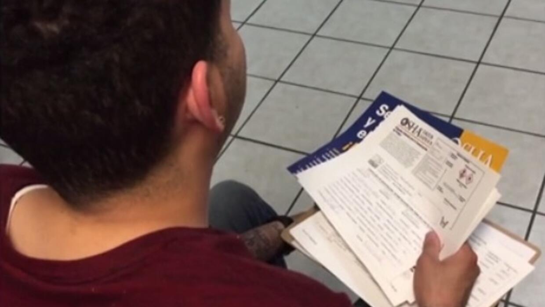 Una licencia falsa de OSHA te pone en riesgo inmediato de deportación