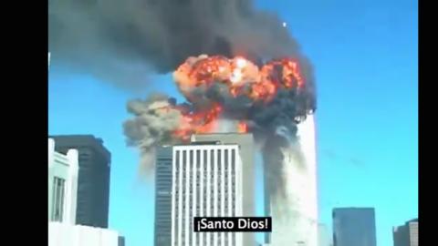 Imagen captada del video tomado por Caroline Dries.