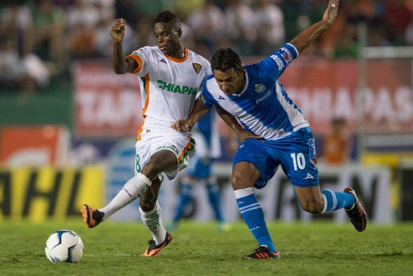 Puebla no ha perdido en este arranque de torneo y reciben en casa a Chia...