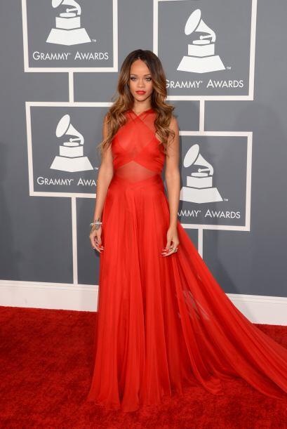 Rihanna indiscutiblemente se ganó su lugar como una de las mejore...