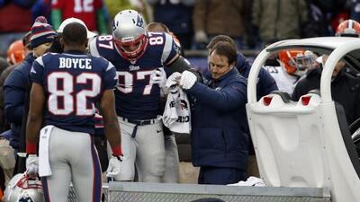 Patriots y Broncos han tenido que recuperarse de complicadas lesiones y...