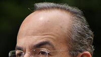 Presidente Calderón pide apoyo a mexicanos en guerra antidrogas ade29a10...