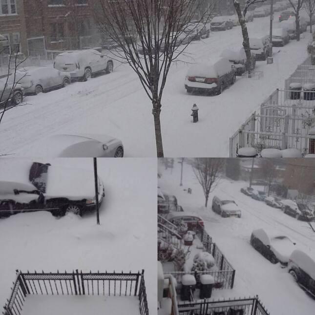 ¡Nieve, nieve, nieve! Así pasa el tiempo nuestra audiencia durante la im...