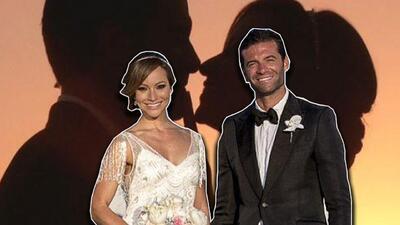 Satcha Pretto celebra 5 años de matrimonio: revive su romántica boda en fotos
