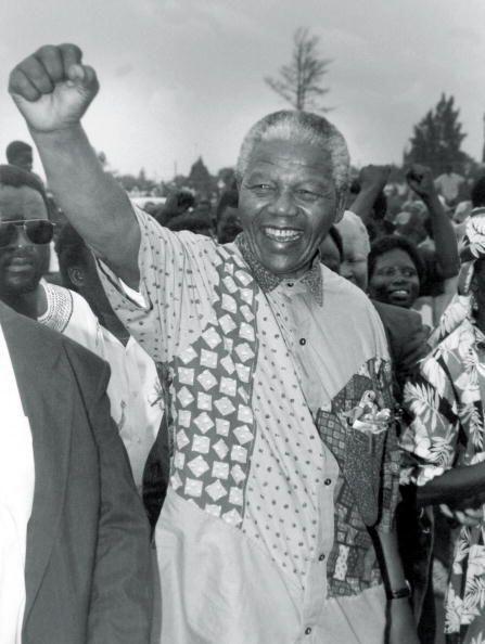 Nelson Mandela nació el 18 de julio de 1918 en el pequeño...