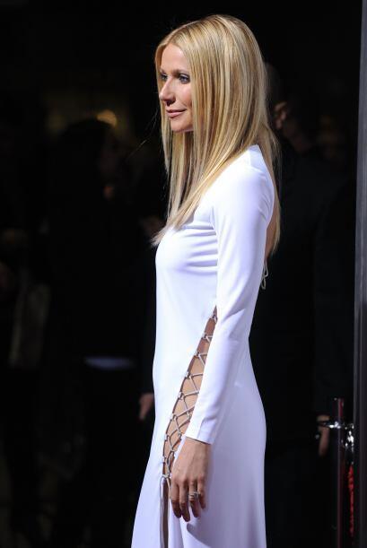 ¿Qué les pareció este modelito de Gwyneth Paltrow?