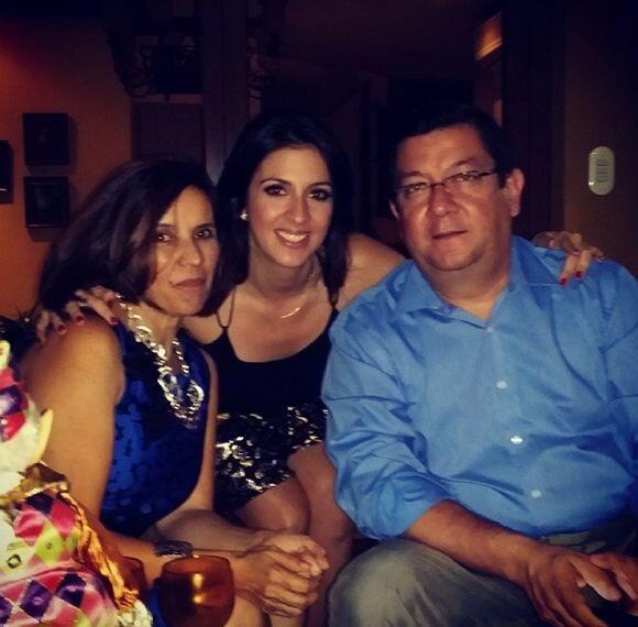 """""""¡Los meros meros de mi vida! #FelizNavidad"""", compartió Maity. (Diciembr..."""
