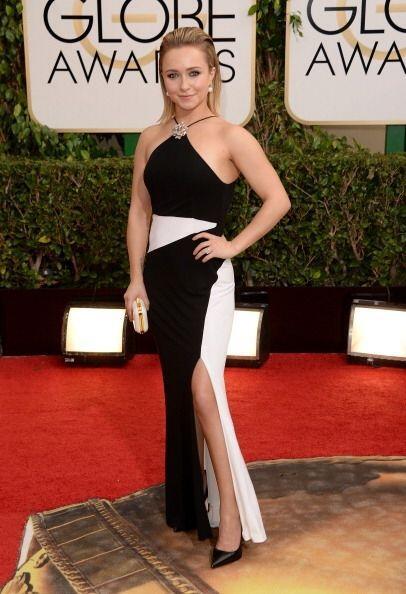 La actriz, cantante y modelo estadounidense Hayden Panettiere es otra gu...