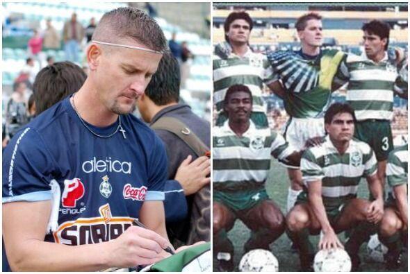 Richard Allan Adams: Arquero estadounidense pionero en el futbol mexican...
