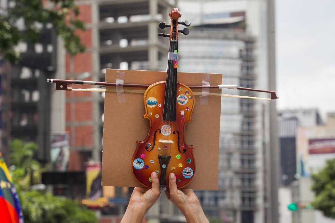Musicos Venezuela
