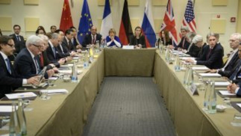 Las negociaciones sobre el programa nuclear de Irán entran en su octavo...