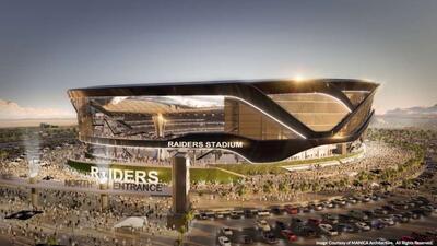Ciudad de Oakland demanda a los Raiders por 'mudanza ilegal' a Las Vegas