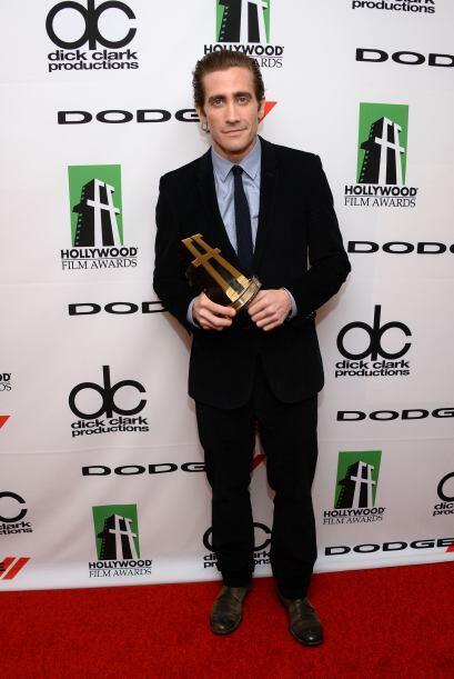 """Jake Gyllenhaal triunfó como mejor actor de reparto por """"Prisoners"""".Mira..."""