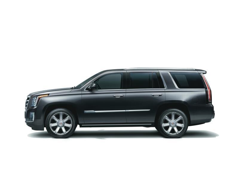 Peor SUV grande de lujo: De la Cadillac Escalade Consumers Report dice q...