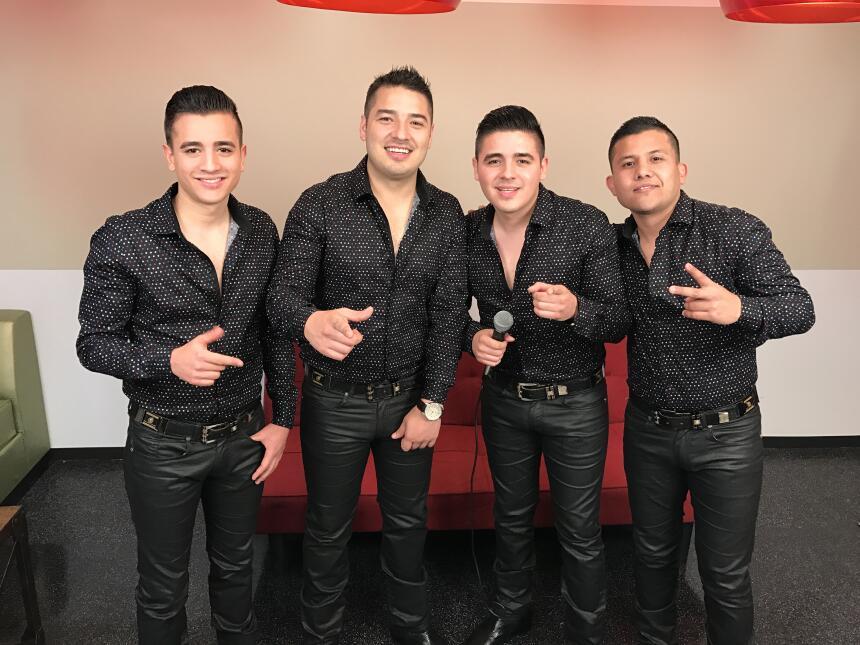 Accesorios en el Uforia Music Showcase del regional mexicano