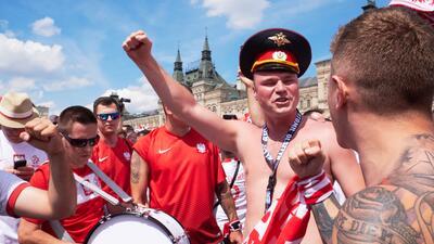FIFA multa a Polonia y abre expediente a Argentina y Croacia