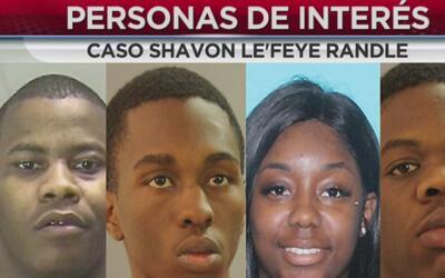 La policía de Lancaster busca a cuatro personas de interés en el caso de...