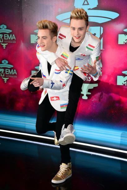 MTV EMA 2013