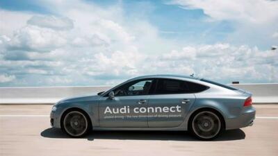 Audi planea que los autos que se manejan solos sean una ralidad en el fu...