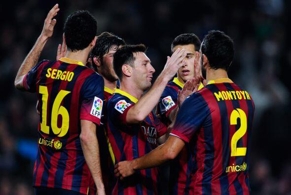 El encuentro del sábado llega con el mejor Leo y con el mejor Barça. De...