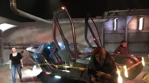 Así fue la presentación de la película Blade Runner...