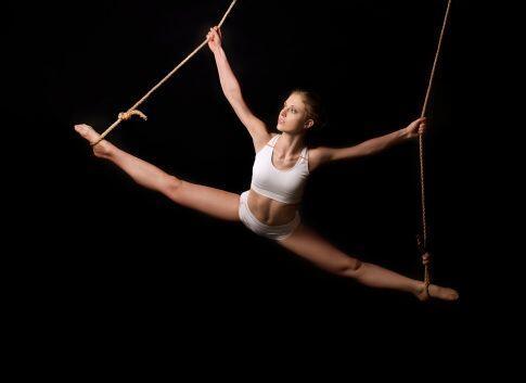 También podrás perder progresivamente el miedo a las alturas y ejercitar...