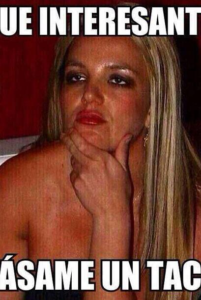Britney quedó tan divertida... y hambrienta. Todo sobre el Mundial de Br...
