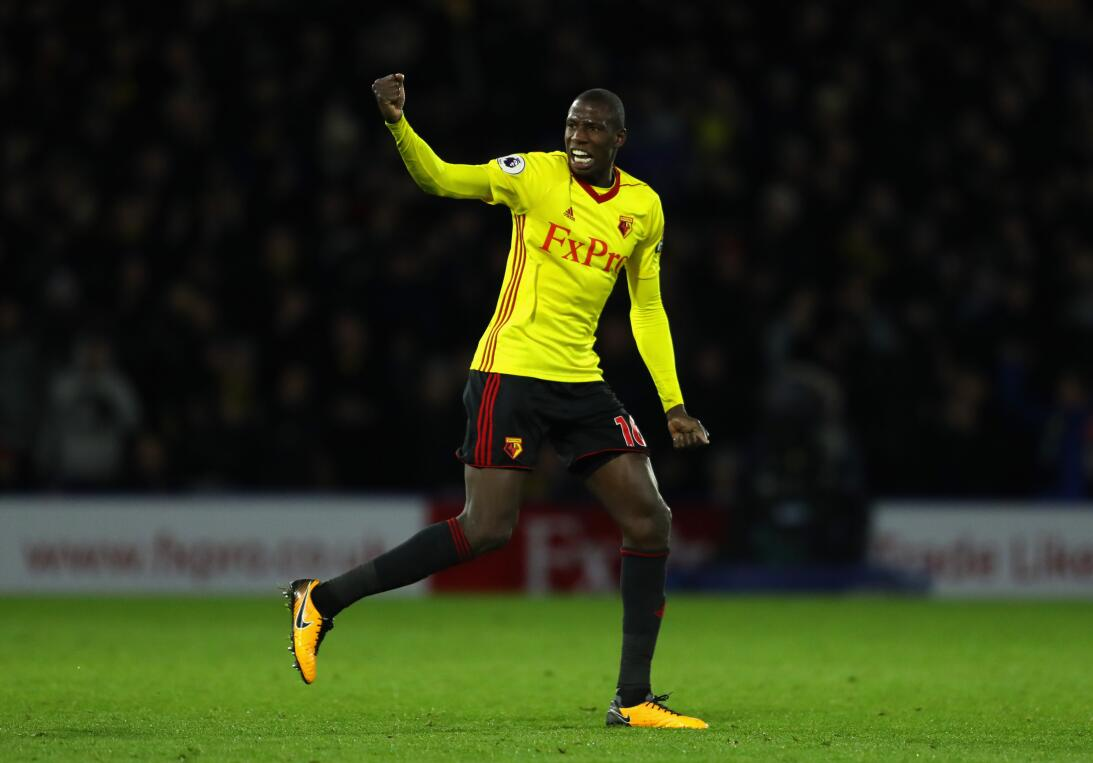 4. Abdoulaye Doucoure (Watford)