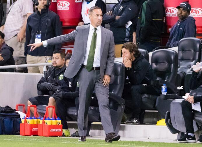 Amigos y líderes: Diego Valeri y Sebastián Blanco comandan el Equipo de...