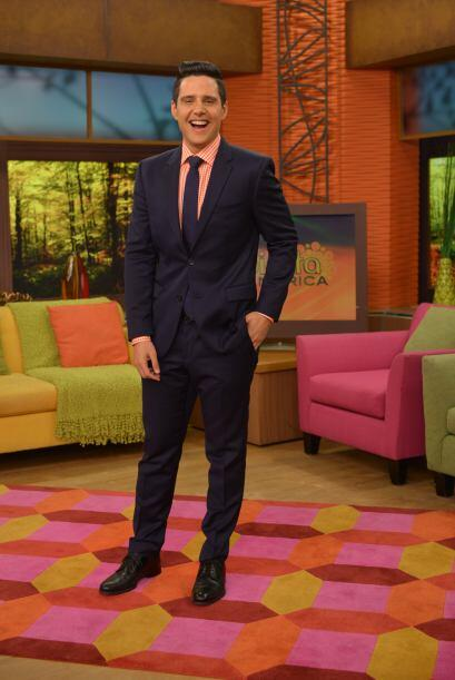 Alejandro Chabán nació el 20 de agosto de 1981 en Venezuela.