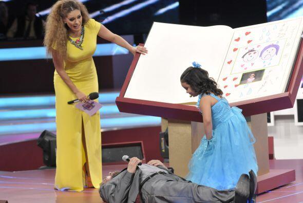 """El """"Flaco"""" Ibañez hasta resultó muerto durante su actuación."""