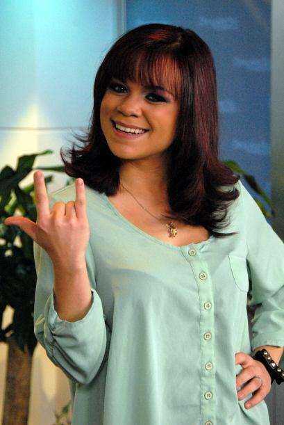 Ana Cristina no pierde su simpatía y buen humor y está lista para dar la...