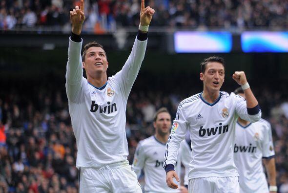 Por ello, el Bernabéu se le entregó desde que pisó la cancha.