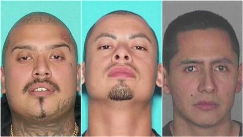 El FBI cambia las estrategias para encontrar a tres jefes en Los Ángeles...