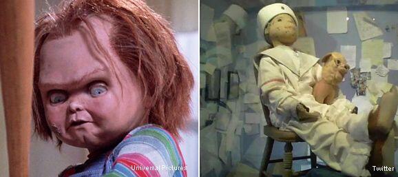 Chucky es sin dudas el muñeco poseído más famoso de...