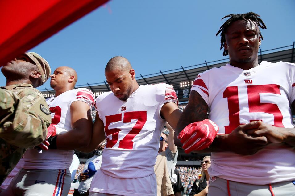 En el Lincoln Financial Field, entre los New York Giants y los Philadelp...