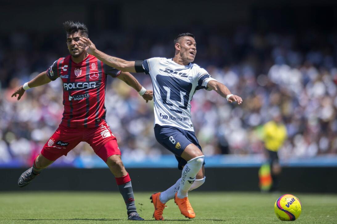 En fotos: CU sigue sin pesar; Pumas y Necaxa empatan a un gol 20180401-1...