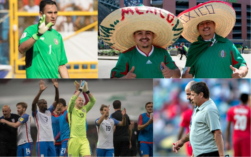 Mexicanos dominan en lista histórica de MVP's de Copa Oro CopaOro-equipo...