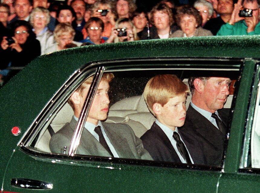La tierna promesa que el príncipe William no podrá cumplirle a Diana de...