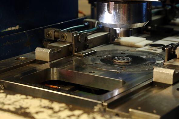 John Bergdahl, el creador de la moneda, comentó que normalmente, una mon...
